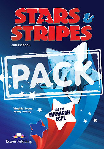 Stars & Stripes for the Michigan ECPE - Teacher's Book (with DigiBook app)