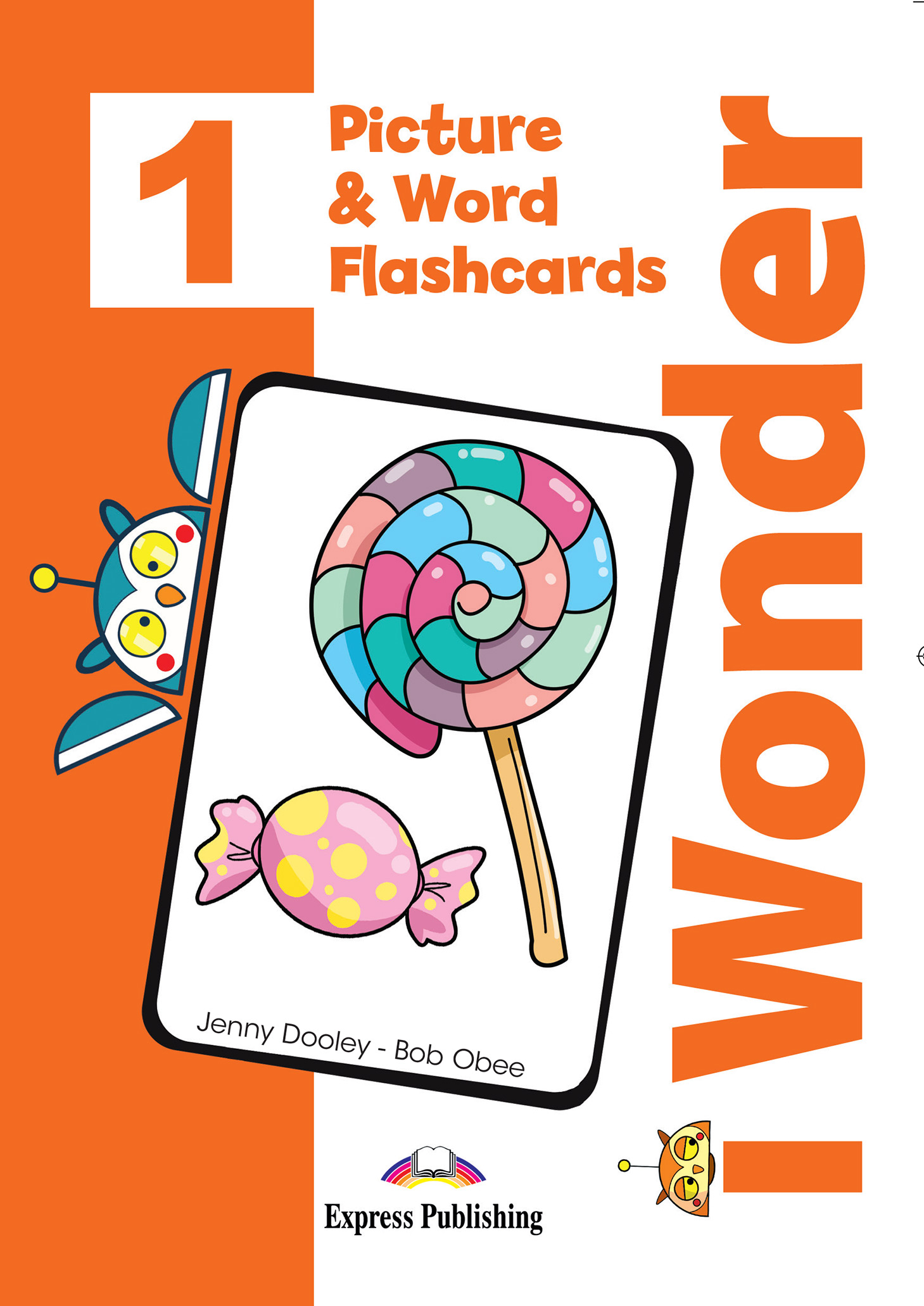 iWonder 1 - Picture & Word Flashcards