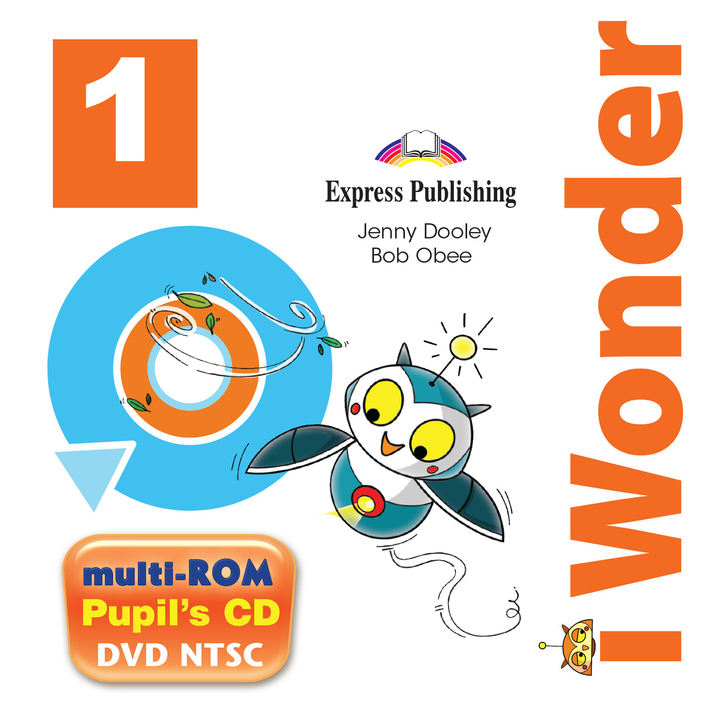 iWonder 1 - multi-ROM (Pupil's Audio CD / DVD Video NTSC)