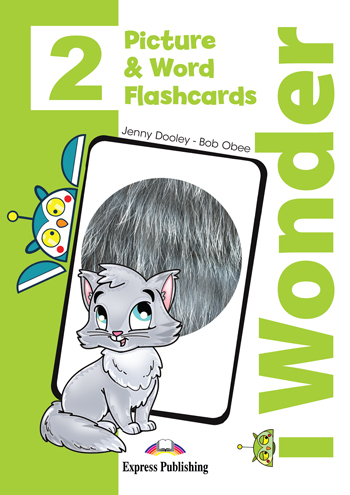 iWonder 2 - Picture & Word Flashcards