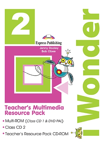 iWonder 2 - Teacher's Multimedia Resource Pack NTSC (set of 3)