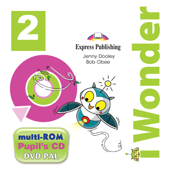 iWonder 2 - multi-ROM (Pupil's Audio CD / DVD Video PAL)