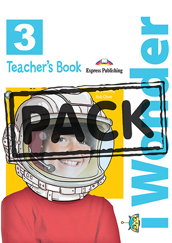 iWonder 3 - Teacher's Book (interleaved with Posters)