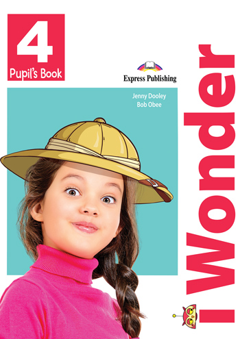 i Wonder 4 - Pupil's Book