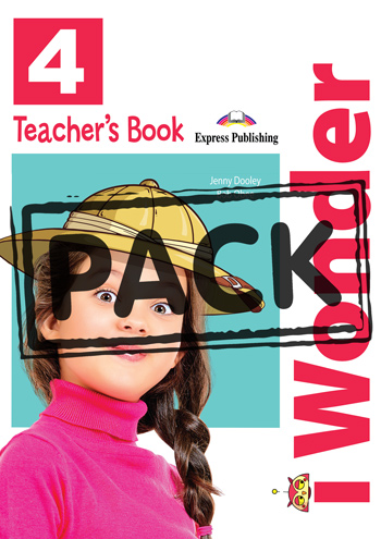 i Wonder 4 - Teacher's Book (interleaved with Posters)