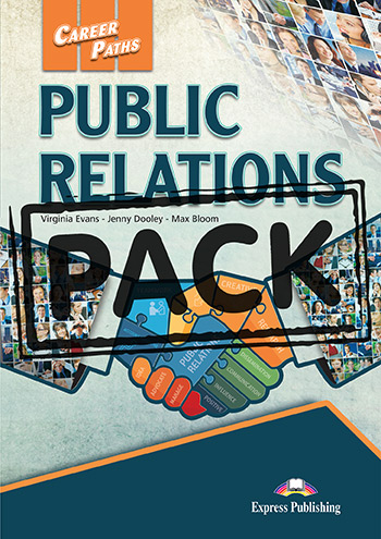 Career Paths: Public Relations - Student's Pack (with Digibooks App)