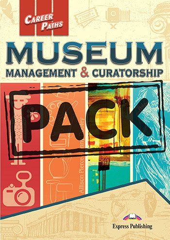 Career Paths: Museum Management & Curatorship - Student's Book (with Digibooks App)