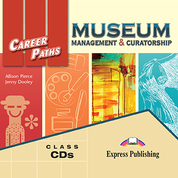 Career Paths: Museum Management & Curatorship - Audio CDs (Set of 2)