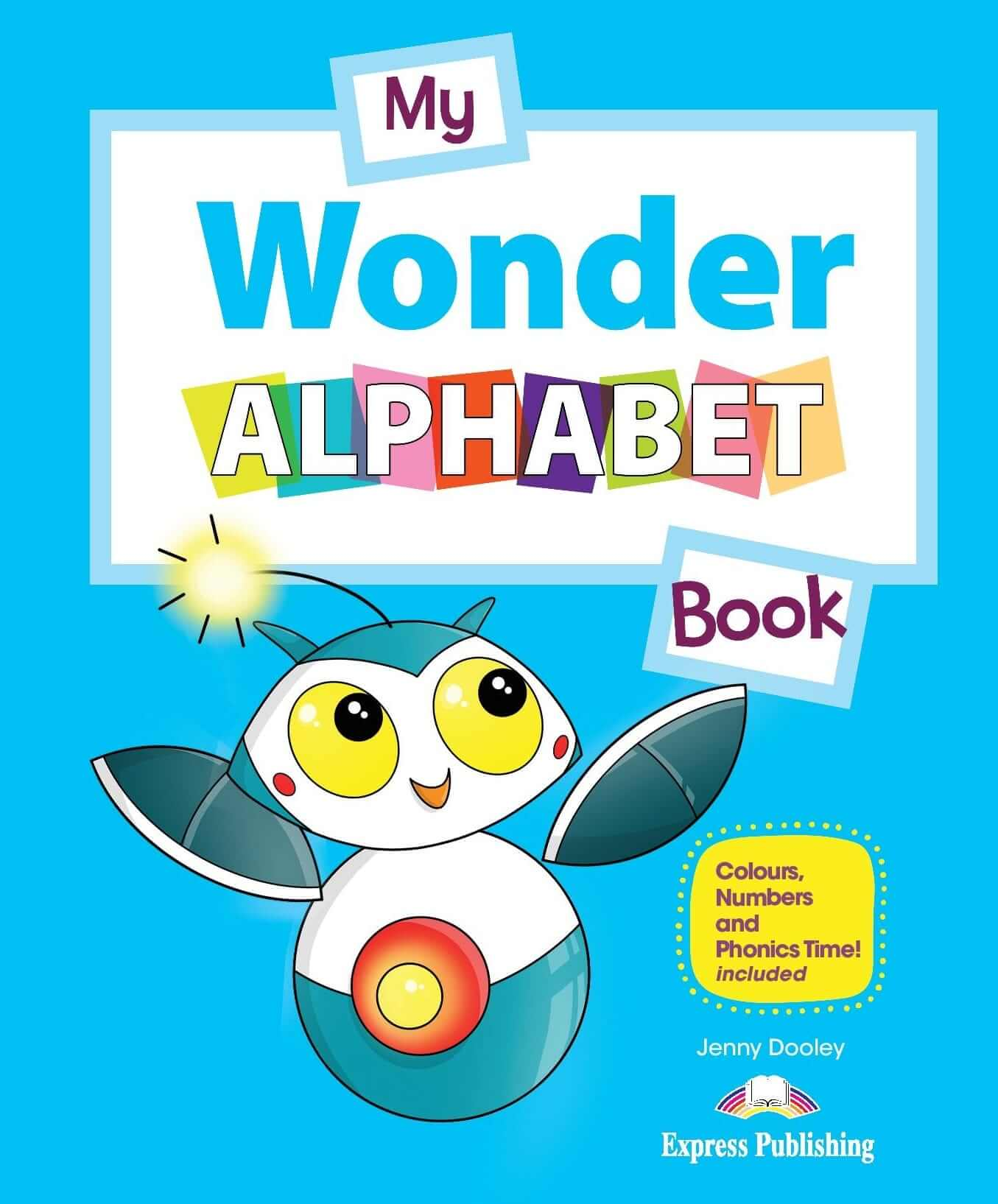 i Wonder - My Wonder Alphabet Book
