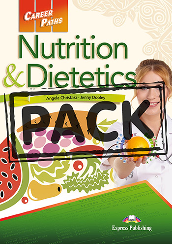 Career Paths: Nutrition & Dietetics - Student's Book (with Digibooks App)