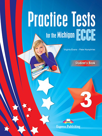 Practice Tests for the Michigan ECCE 3 - Student's Book (with DigiBooks app)