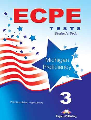ECPE Tests Michigan Proficiency 3 - Student's Book (with DigiBooks app)