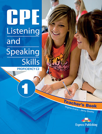 CPE Listening & Speaking Skills 1 - Teacher's Book (with Digibooks App)