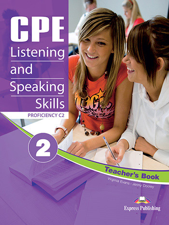 CPE Listening & Speaking Skills 2 - Teacher's Book (with Digibooks App)