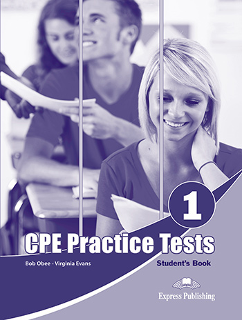 CPE Practice Tests 1 - Student's Book (with DigiBooks app)