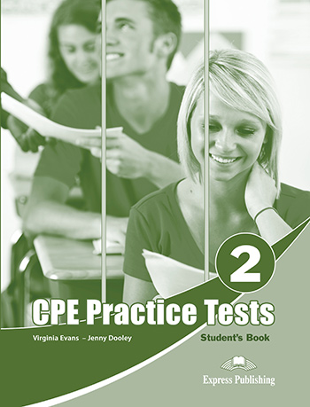 CPE Practice Tests 2 - Student's Book (with Digibooks App)