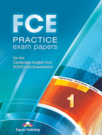 FCE Practice Exam Papers 1 - Student's Book (with Digibooks App)