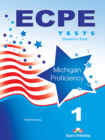 ECPE Tests Michigan Proficiency 1 - Student's Book (with Digibooks App)
