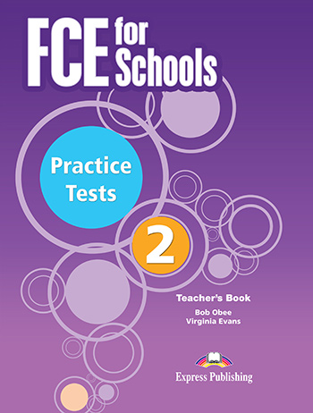 FCE for Schools 2 Practice Tests - Teacher's Book (with Digibooks App)