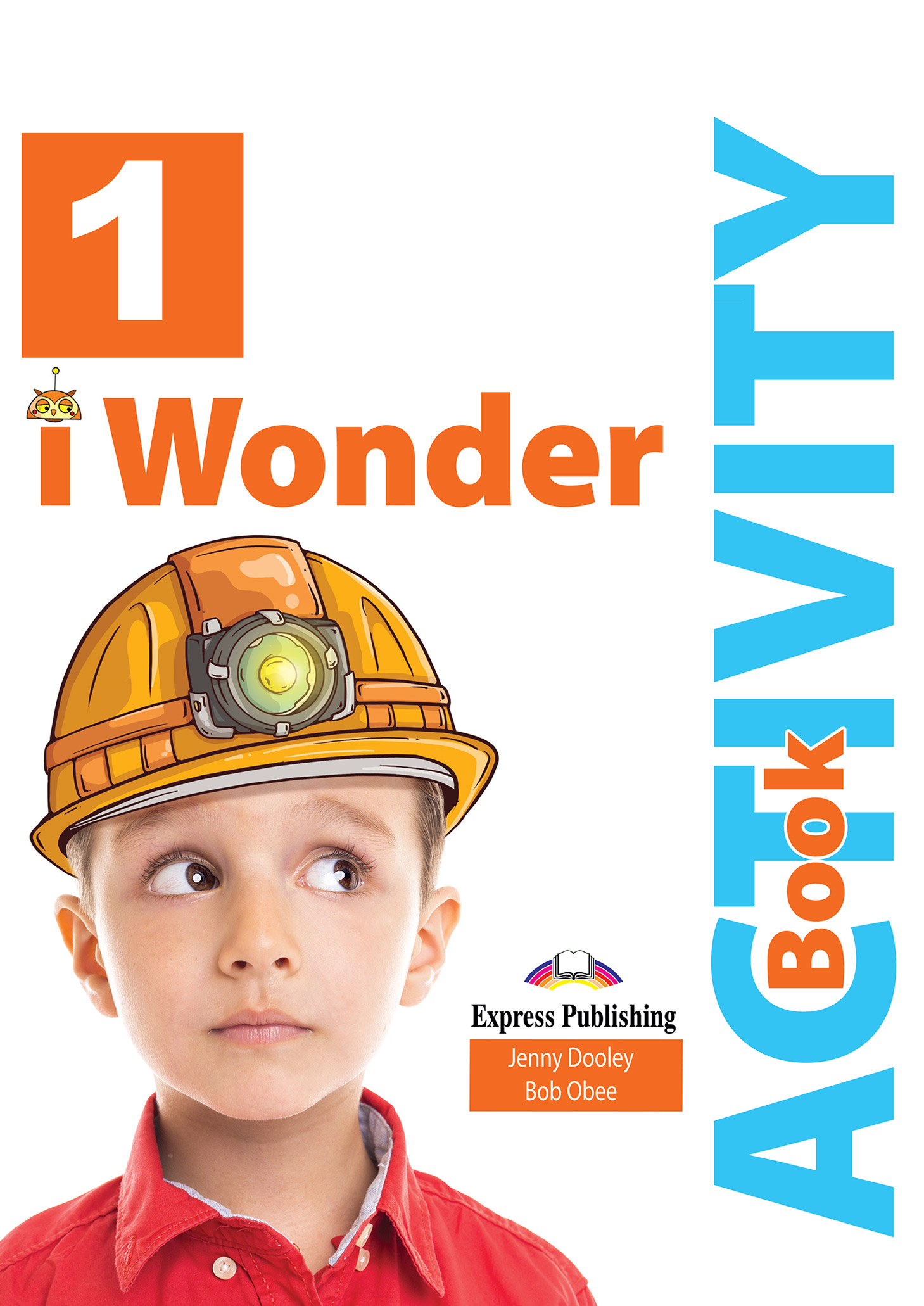 iWonder 1 - Activity Book (with Digibooks Application)