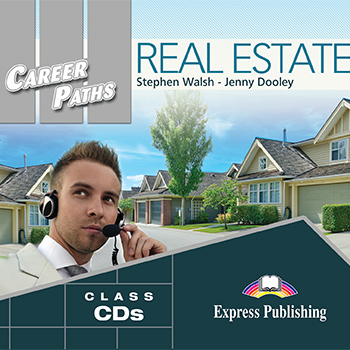 Career Paths: Real Estate - Audio CDs (Set of 2)
