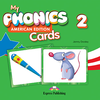My Phonics 2 (American Edition) - Cards