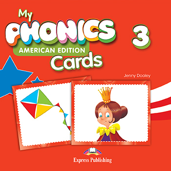 My Phonics 3 (American Edition) - Cards