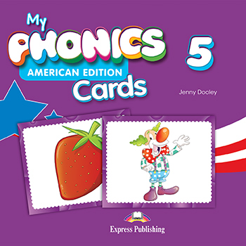 My Phonics 5 (American Edition) - Cards