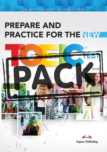 Prepare & Practice for the TOEIC Test - Student's Pack