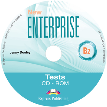 New Enterprise B2 - Test Booklet CD-ROM