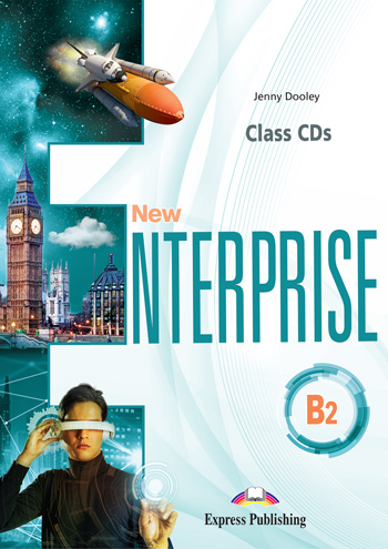 New Enterprise B2 - Class CD's (set of 4)