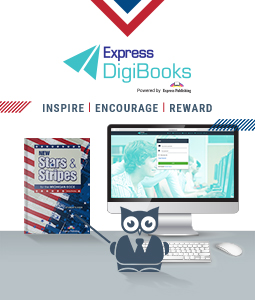 New Stars & Stripes Michigan ECCE Student's Book - DIGIBOOKS APPLICATION ONLY