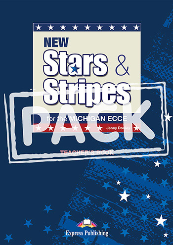 New Stars & Stripes for the Michigan ECCE - Teacher's Book (with Digibooks App)