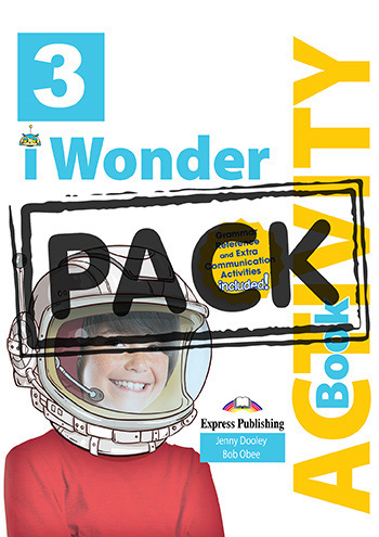 iWonder 3 - Activity Book (with Digibooks App)