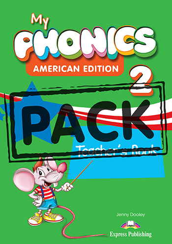 My Phonics 2 (American Edition) - Teacher's Book (with Cross-Platform Application)