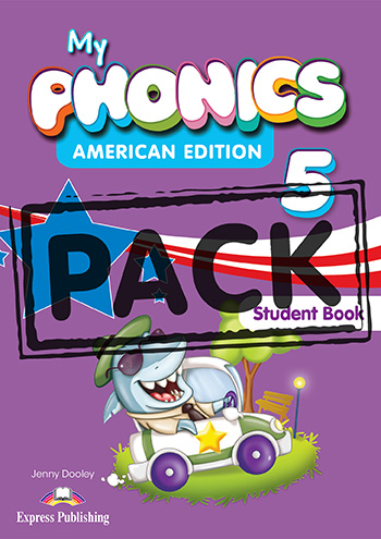 My Phonics 5 (American Edition) - Pupil's Book (with Cross-Platform Application)