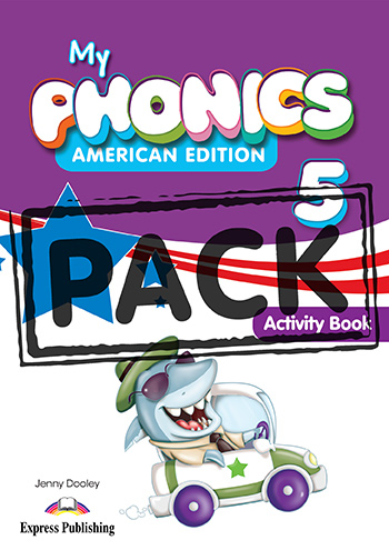 My Phonics 5 (American Edition) - Activity Book (with Cross-Platform Application)