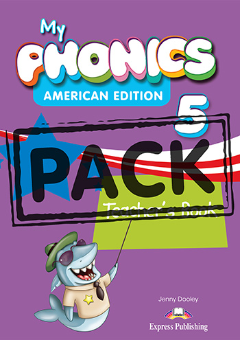 My Phonics 5 (American Edition) - Teacher's Book (with Cross-Platform Application)