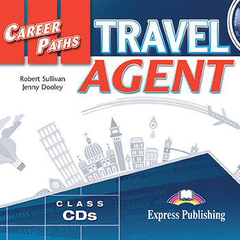 Career Paths: Travel Agent - Audio CD's (set of 2)