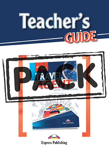 Career Paths: Travel Agent - Teacher's Pack (with Digibooks App)