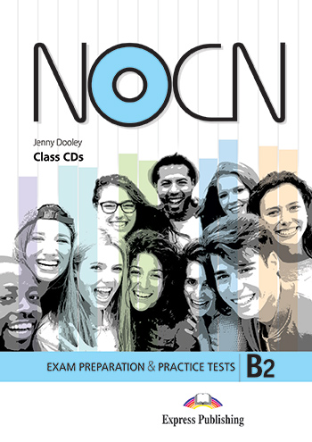 Preparation & Practice Tests for NOCN Exam (B2) - Class CD's (set of 3)
