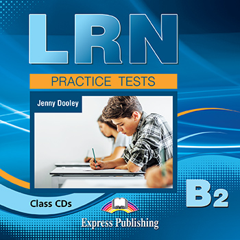 Preparation & Practice Tests for LRN Exam (B2) - Class CD's (set of 2)