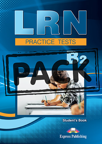 Preparation & Practice Tests for LRN Exam (B2) - Student's Book (with Digibooks App)