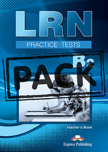 Preparation & Practice Tests for LRN Exam (B2) - Teacher's Book (with Digibooks App)