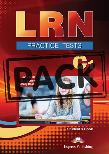 Preparation & Practice Tests for LRN Exam (C1) - Student's Book (with Digibooks App)