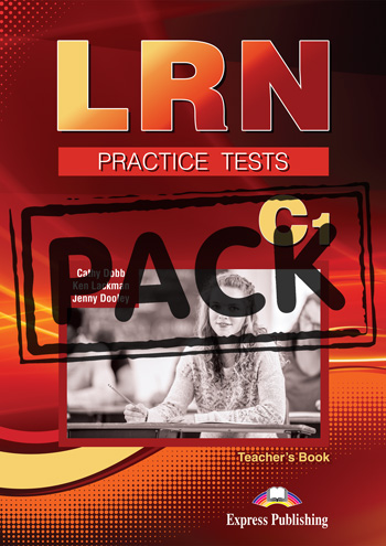 Preparation & Practice Tests for LRN Exam (C1) - Teacher's Book (with Digibooks App)