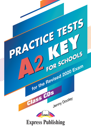 A2 Key for Schools Practice Tests -  Class CDs (set of 5)