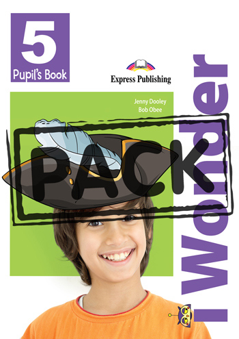 i Wonder 5 - Pupil's Book (with ieBook)