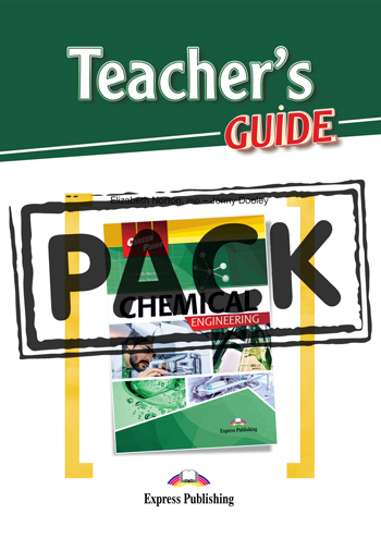 Career Paths: Chemical Engineering - Teacher's Pack (with T's Guide & Digibook App.)