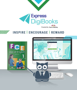 FCE Use of English 1 - DIGIBOOKS APPLICATION ONLY